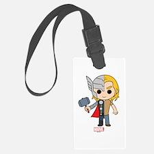 Thor Half-and-Half Luggage Tag