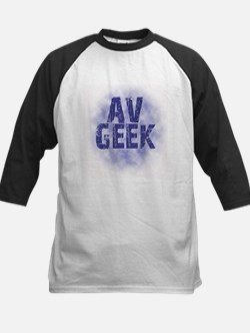 Av Geek Baseball Jersey