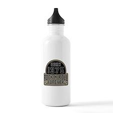 Birthday Born 1975 Roc Water Bottle
