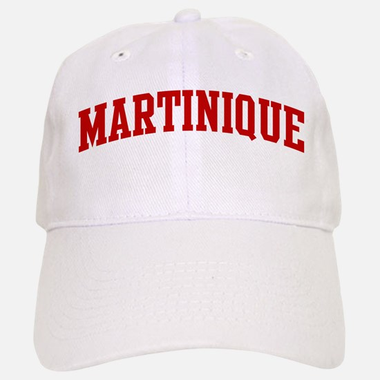 MARTINIQUE (red) Hat