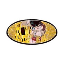 Klimt The Kiss Lovers Patch
