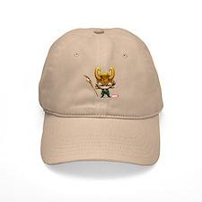 Loki Stylized Baseball Cap