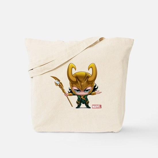 Loki Stylized Tote Bag