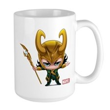 Loki Stylized Mug