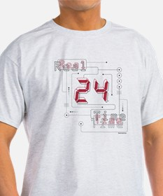 24 Real Time T-Shirt