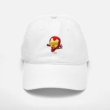 Iron Man Stylized 2 Baseball Baseball Cap