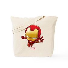 Iron Man Stylized 2 Tote Bag