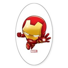 Iron Man Stylized 2 Decal