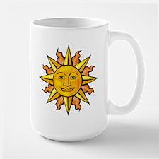 Sun Face Mug