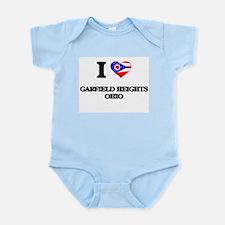 I love Garfield Heights Ohio Body Suit