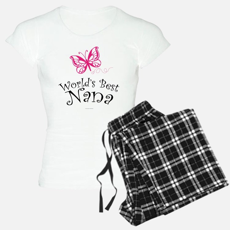 World's Best Nana Pajamas