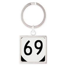 69 Keychains