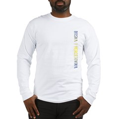 Bosna Herce Long Sleeve T-Shirt