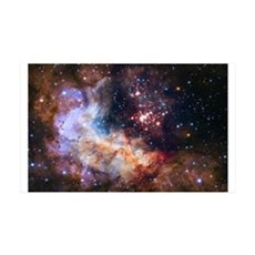 Hubble @ 25 Image Wall Decal
