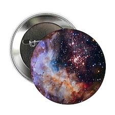 """Hubble @ 25 Image 2.25"""" Button"""