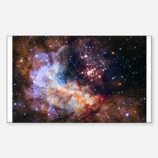 Hubble @ 25 Image Decal