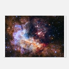 Hubble @ 25 Image Postcards (Package of 8)