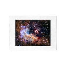 Hubble @ 25 Image 5'x7'Area Rug