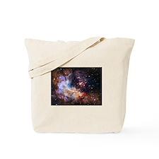 Hubble @ 25 Image Tote Bag