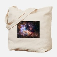 Hubble @ 25 Image Tote Bag