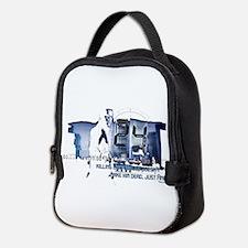 24 Angry Neoprene Lunch Bag