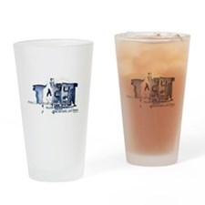 24 Angry Drinking Glass
