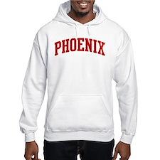 PHOENIX (red) Hoodie