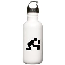 Love Puke Water Bottle