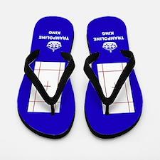 Trampoline King Flip Flops