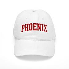 PHOENIX (red) Baseball Cap