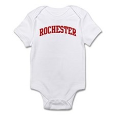 ROCHESTER (red) Infant Bodysuit