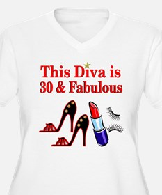 30TH PRIMA DONNA T-Shirt