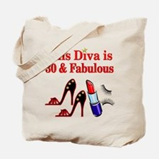 30TH PRIMA DONNA Tote Bag