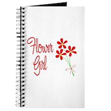 Bouquet Flower Girl Journal