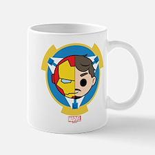 Iron Man Stylized Badge Mug