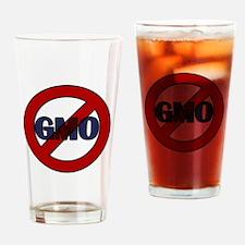 NO GMO Drinking Glass