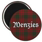 Tartan-Menzies hunting Magnet