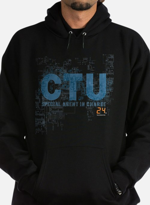 24 Special Agent Hoodie