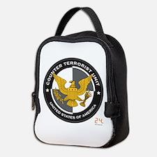 24 CTU Logo Neoprene Lunch Bag