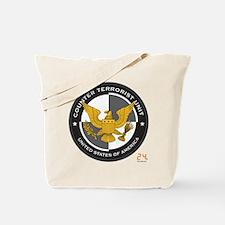 24 CTU Logo Tote Bag