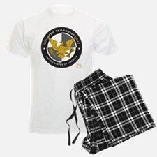 24 CTU Logo Pajamas