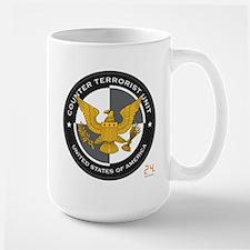 24 CTU Logo Mug