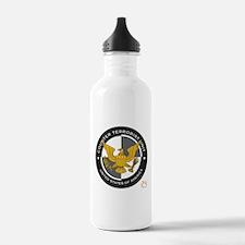 24 CTU Logo Water Bottle