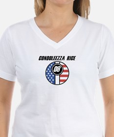 Condoleezza Rice 08 Shirt