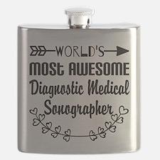 Diagnostic Medical Sonographer Flask
