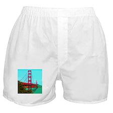 Golden_Gate_Bridge_2015_0422 Boxer Shorts