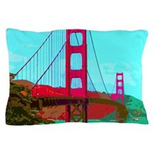 Golden_Gate_Bridge_2015_0422 Pillow Case