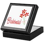 Bouquet Bridesmaid Keepsake Box