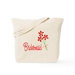Bouquet Bridesmaid Tote Bag