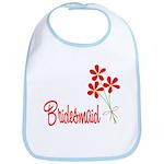 Bouquet Bridesmaid Bib